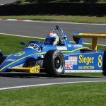Forward and Tizzard share F3 wins at Cadwell Park