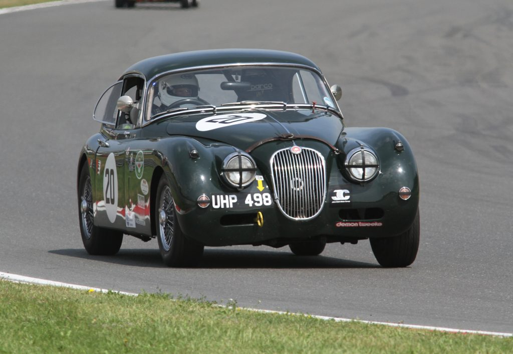 News Record Entry For Jaguar Classic