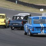 220 cars for Croft Nostalgia Weekend (2)