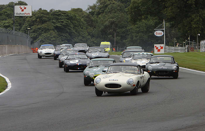 John Coombs to be celebrated at Oulton Park Gold Cup