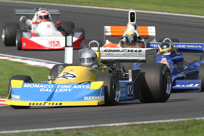 60 years of Oulton Park celebrated at HSCC Gold Cup