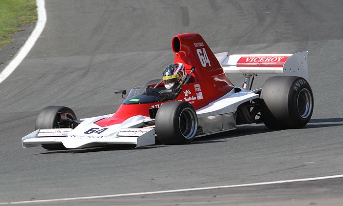 Formula 5000s to return to Thruxton