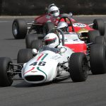 Top line calendar for Historic F3 Championship