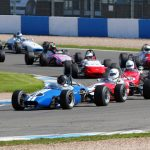 Historic F3 and Martini Trophy star at Donington Festival