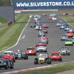 HSCC shines on Silverstone GP circuit