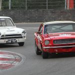 Great racing at HSCC Brands Hatch Grand Prix