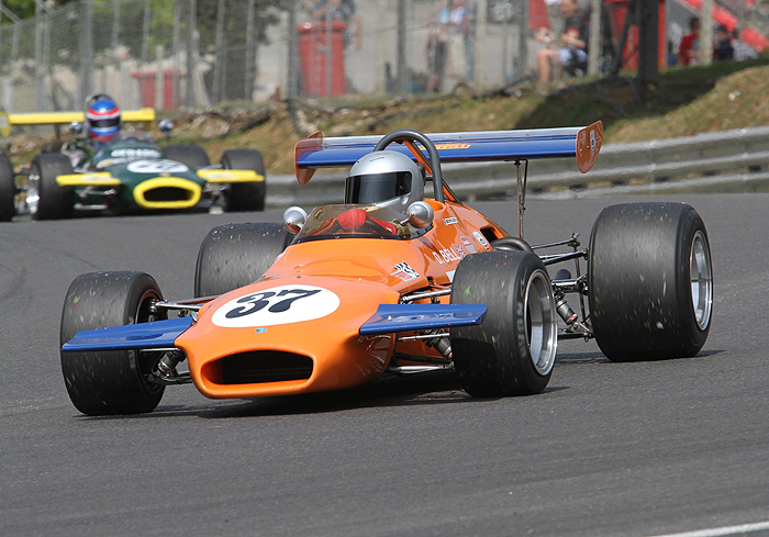 HSCC to celebrate Brabham racing cars at Autosport International