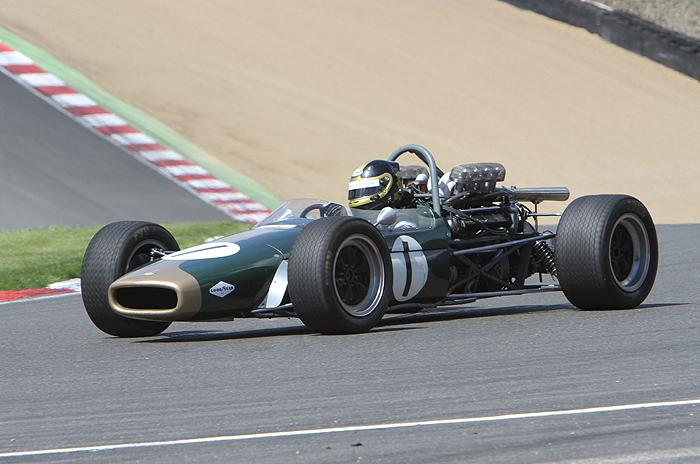Former Brabham racers set for NEC gathering