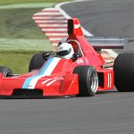 Entries building for Thruxton Easter Revival