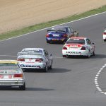 HSCC series kick off at Donington Historic Festival
