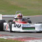 Moto Berazzi supports HSCC Historic Formula 2