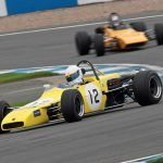Close finishes at HSCC Donington Park