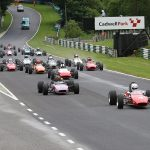 Fine racing at HSCC's Cadwell Park weekend