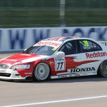 Whyte tops the Super Tourers