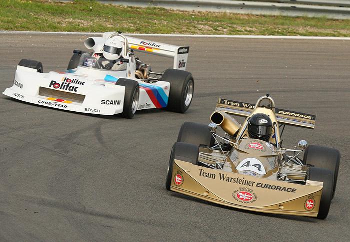 Darwin Smith tops Historic F2 at Zandvoort