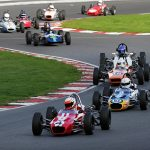 Historic Formula Ford racers star at Brands Hatch