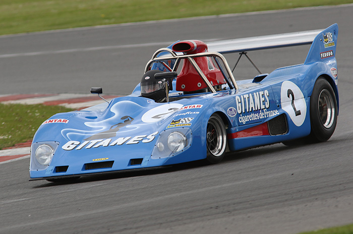Dijon and Castle Combe for HSCC racers