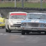 Dijon and Castle Combe action for HSCC