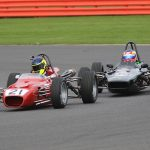 Fantastic racing at HSCC Silverstone finals