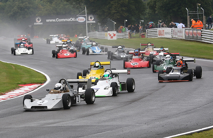 Historic FF2000 showdown at Walter Hayes Trophy