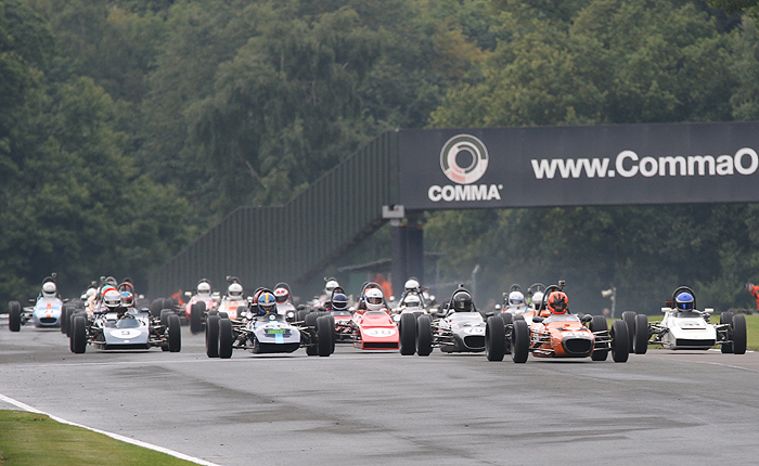 Privateers' Award for Historic FF1600