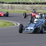 Historic FF1600 racers star at Castle Combe