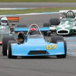 HSCC races at Donington Historic Festival