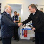 Donington Park celebrates the HSCC