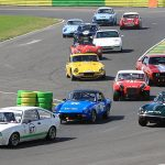 Superb Croft weekend for HSCC racers
