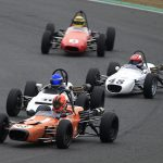 Great racing from Historic FF1600 racers