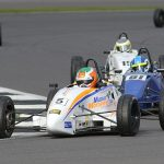 Formula Ford stars flock to HSCC display at the NEC