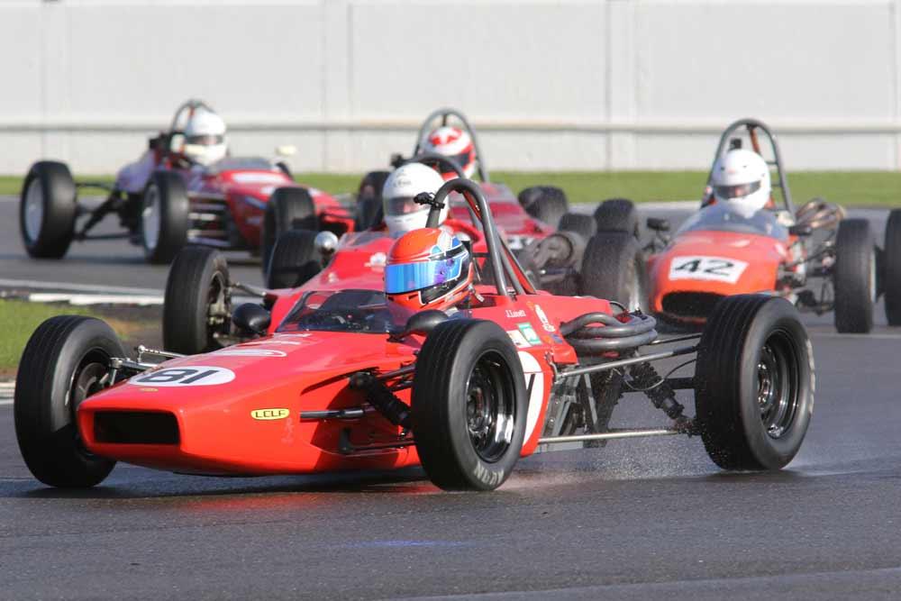 HSCC Historic Formula Ford   Historic Sports Car Club