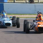 Perfect start for HSCC season at Donington Park