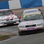 HSCC race series kick off at Donington Historic Festival