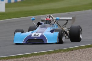 Jamie Brashaw Racing Car