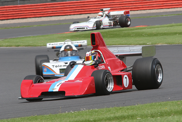 HSCC heads to Silverstone Grand Prix circuit