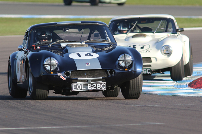 Bumper Guards Trophy field for Silverstone GP circuit
