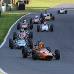 HSCC Wolds Trophy is a scorcher at Cadwell Park
