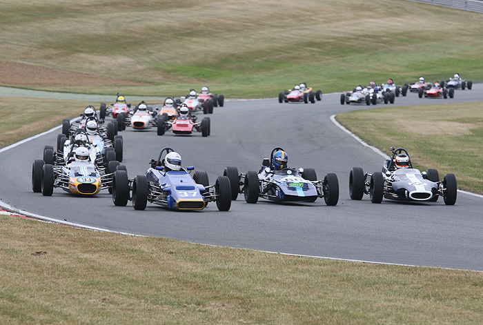 Formula Ford champions head for Brands Hatch