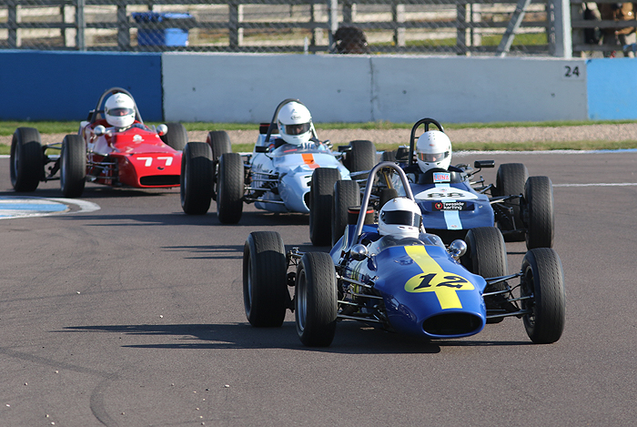 FF50 celebrations top HSCC Brands Hatch GP weekend