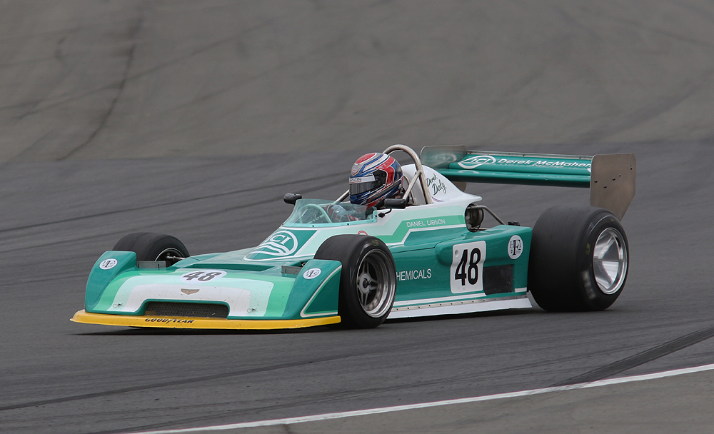 Gibson takes Historic F2 double | Historic Sports Car Club