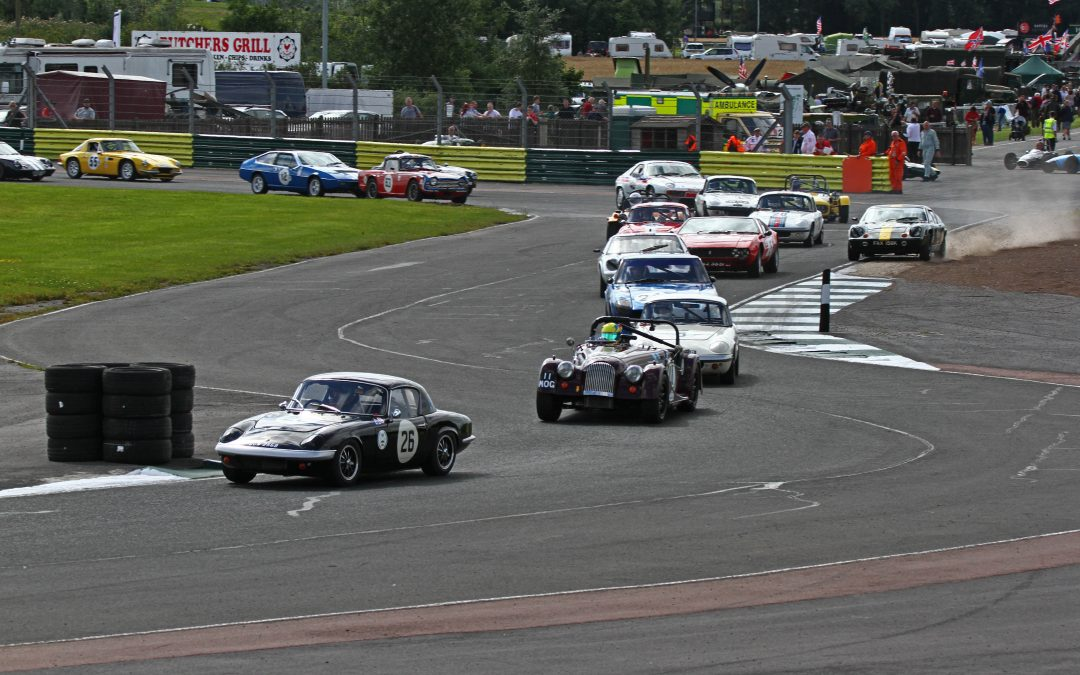 Great HSCC racing at Croft Nostalgia weekend
