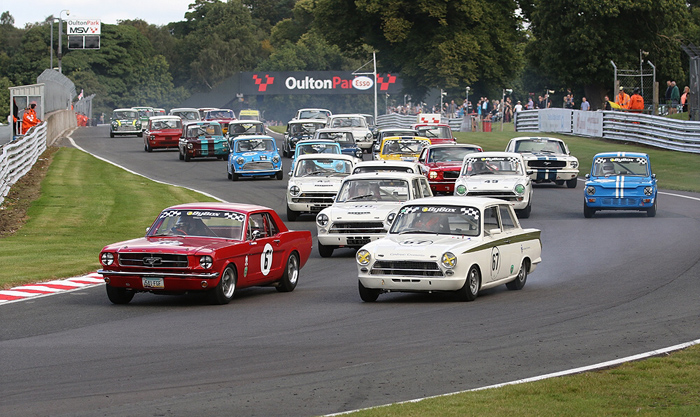 Historic F2 tops HSCC Gold Cup at Oulton Park