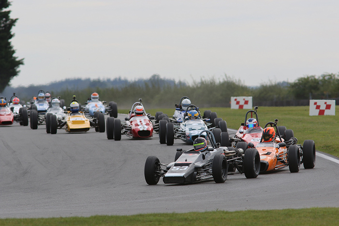 Historic Formula Ford thrillers at HSCC Snetterton