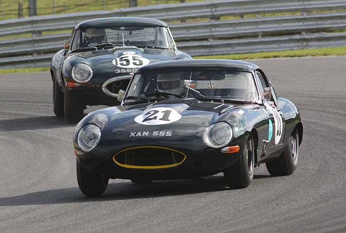 HSCC racers head to Spa