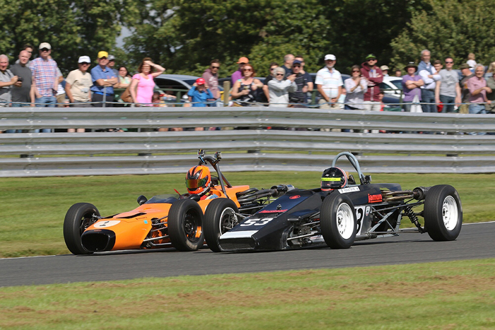 Historic Formula Fords star at HSCC Snetterton
