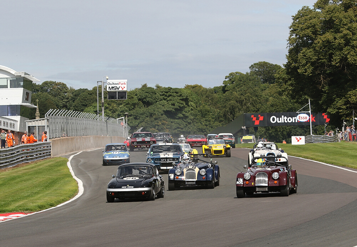 HSCC title races head for Silverstone thriller