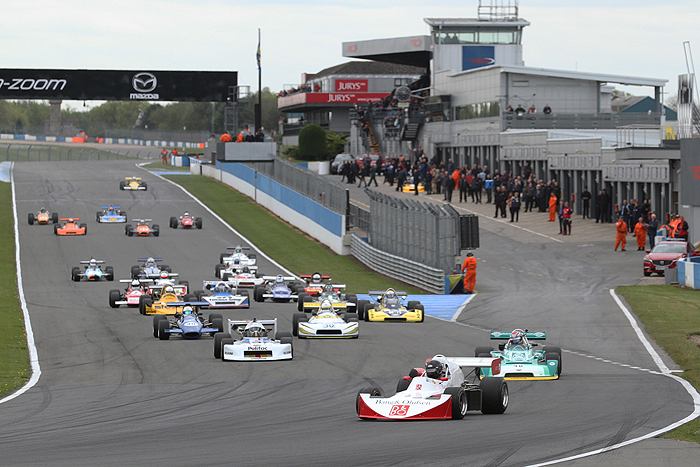 HSCC Historic Formula 2 schedule announced