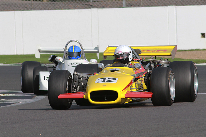 Derek Bell Trophy gets Donington Historic Festival slot