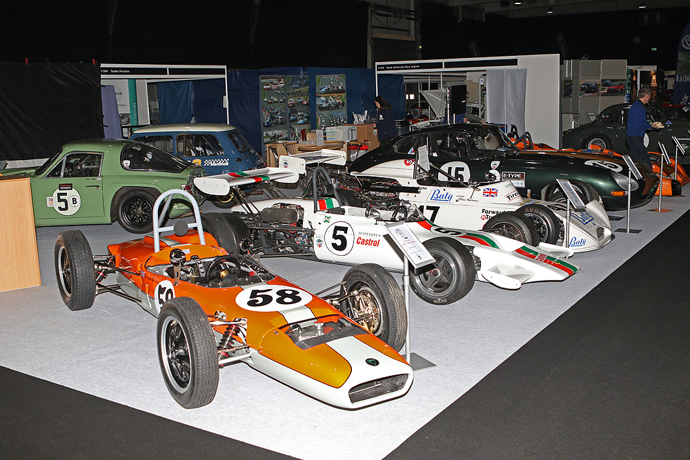 HSCC to take centre stage at Race Retro